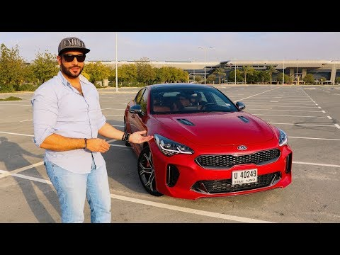The NEW  Kia Stinger GT In Depth Review & First Impressions