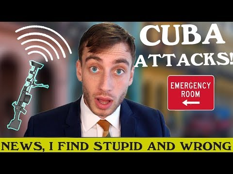 Cuba Attacks: The Sound (EXPLAINED!)
