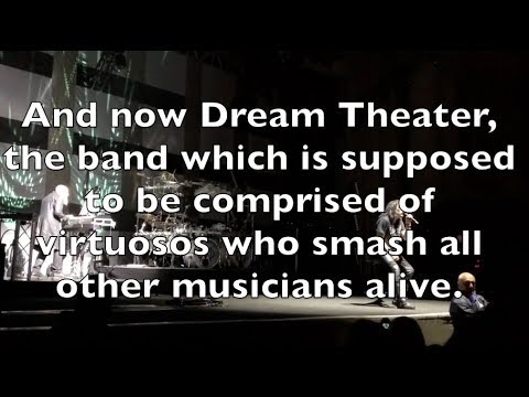 About Dream Theater's failed tribute to Chris Cornell