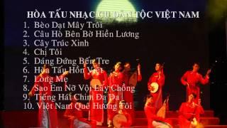 Hòa Tấu Nhạc Cụ Dân Tộc Việt Nam