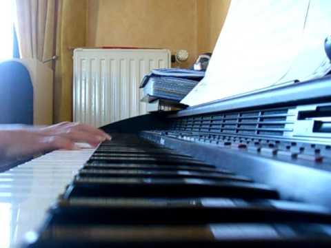 Ein Kompliment - Sportfreunde Stiller auf Klavier +NOTEN