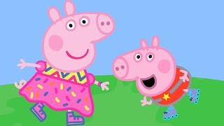 Peppa Pig English Episodes | Peppa Pig at Gym Class | Peppa Pig Official