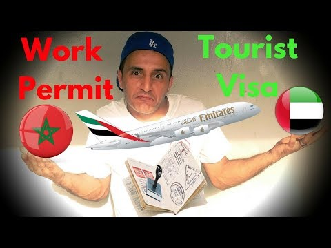 How To Obtain the Visa To United Arab Emirates كيفاش تطلع ال