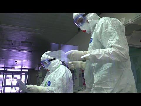 В Минздраве рассказали, как протекает заболевание коронавирусом и на что нужно обратить внимание.