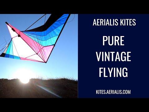 Pure Vintage Flying - 4K