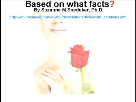 Chemical preservatives Parabens and Breast Cancer