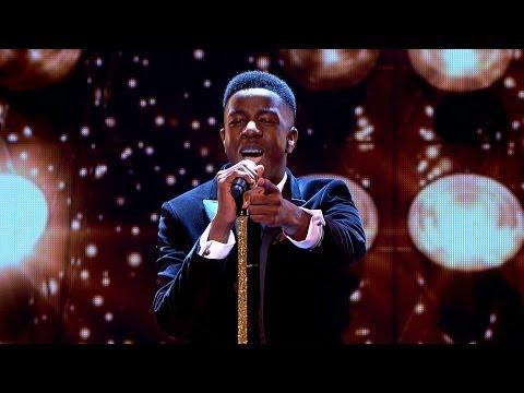 Jermain Jackman performs 'Treasure' - The Voice UK 2014: The Live Quarter Finals - BBC One