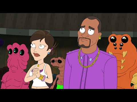 American Dad – Lost In Space (clip4)