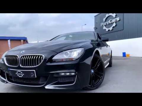 BMW 6 Series Gran Coupe 3.0 640d M Sport  J666XDJ