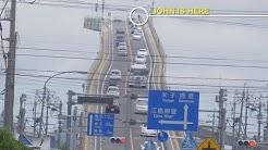 Japan's Most Terrifying Bridge: Eshima Ohashi