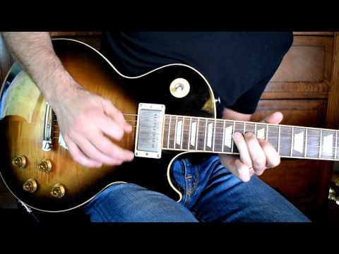 The Beatles - While My Guitar Gently Weeps solo cover
