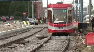 Первый частный трамвай выйдет на маршрут уже в августе