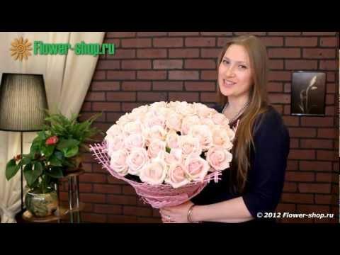"""Букет """"Джульетта"""" от Flower-shop.ruиз YouTube · С высокой четкостью · Длительность: 57 с  · Просмотры: более 1.000 · отправлено: 24.04.2012 · кем отправлено: Flower-shop.ru"""