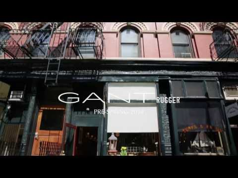 Gant Rugger's Pre-Spring 2014 Collection, Plus an Exclusive Video
