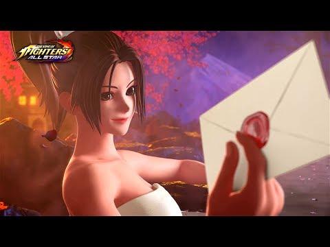 KOF ALLSTAR - CG Commercial (Full version)