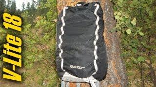 Affordable Ultralight Backpack - Hi-Tec V-Lite 18