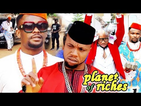 Planet Of Riches 3u00264 - Zubby Micheal 2018 Latest Nigerian Nollywood Movie Ll Trending African Movie