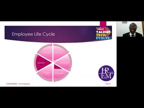 Cracking the code to employee experience | TTE 2018