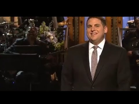 Jonah Hill SNL Monologue with Leonardo DiCaprio (2014)