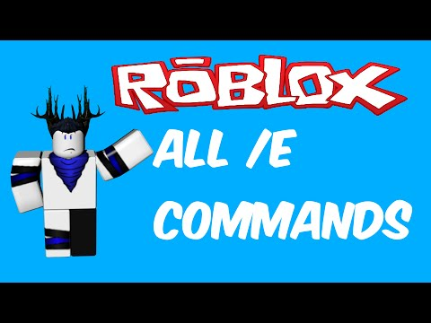 All /e Commands! (Old)