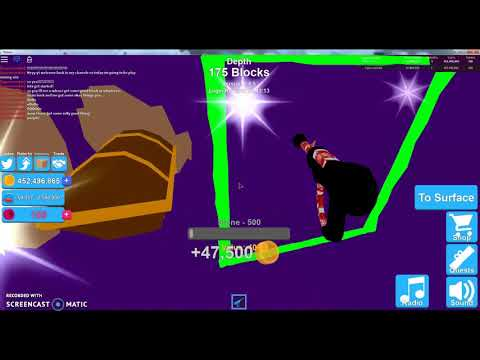 Playing Mining Simulator /w Jake Playz Roblox!