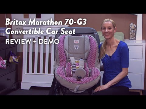 britax marathon 70 g3 convertible car seat review and demo cloudmom youtube. Black Bedroom Furniture Sets. Home Design Ideas