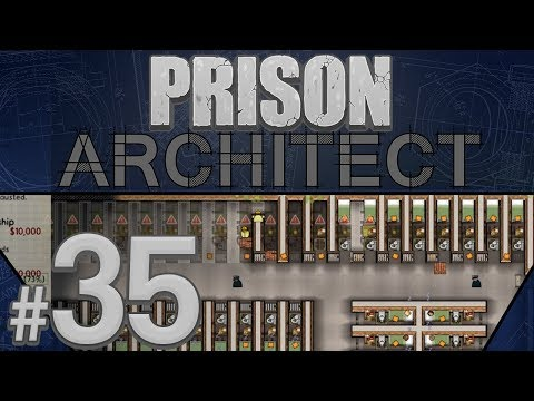Prison Architect - Perfect! - PART #35