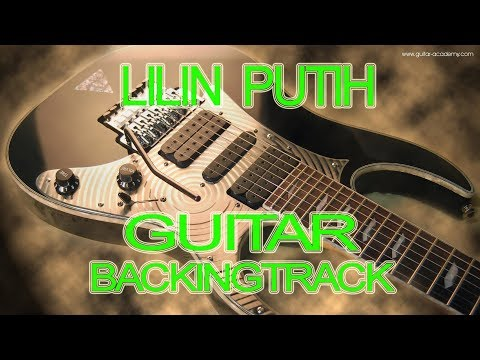 Lilin Putih Evietamala Guitar Backingtrack Chord F#minor Karaoke