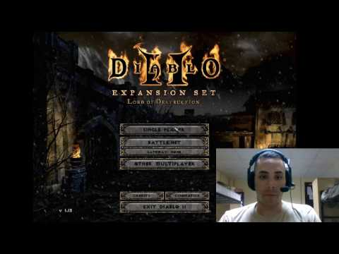 DIABLO 2 LETS PLAY - PLUGGY SINGLE PLAYER