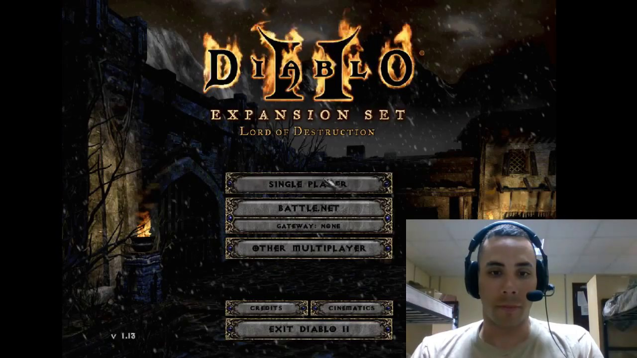 DIABLO 2 LETS PLAY - PLUGGY SINGLE PLAYER - YouTube