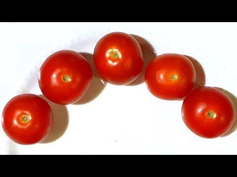 السعرات الحرارية في الطماطم الكرزية Youtube