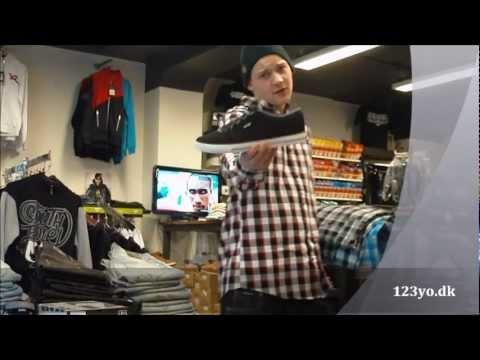 2856484a009 K1X ternet skjorter og Globe sko - Streetwear og hip hop tøj - YouTube