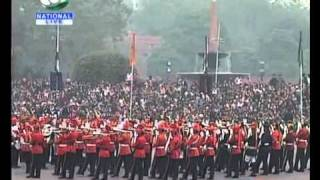 06. Beating The Retreat Military Bands, Slow March, Hathroi, Composed by F H Reid.(Rajjj)