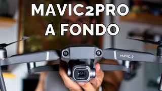 MAVIC 2 PRO - ANÁLISIS A FONDO (ESPAÑOL)|COMPARATIVA VS. MAVIC PRO 1 - ¿MERECE LA PENA ACTUALIZAR?