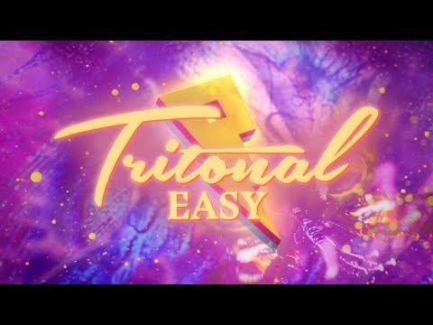 Tritonal & Kapera - Easy ft. Ryann [Lyric Video]