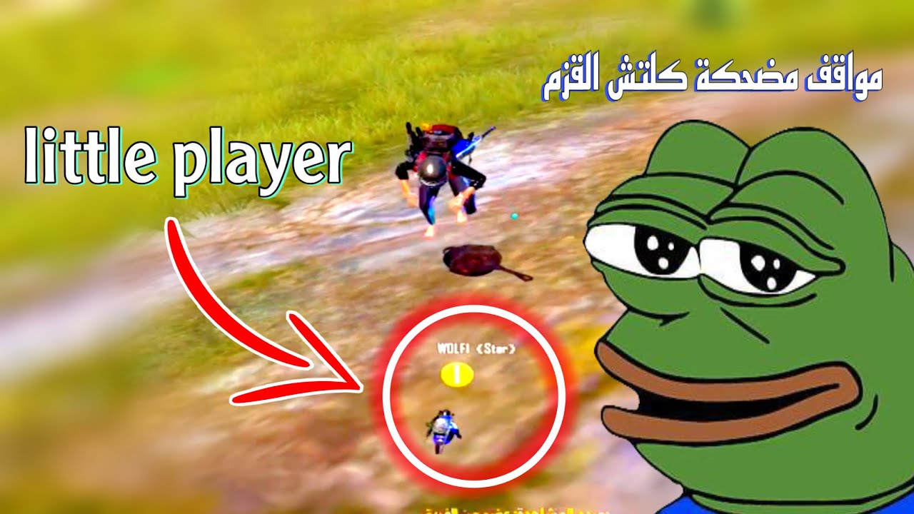 My Arab friend became a dwarf to win in Buggy Watch the joy Try to survive BJ will be the winner