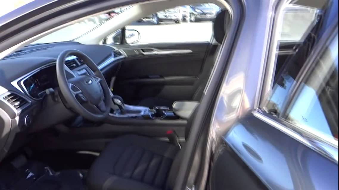 Capital Ford Carson City >> 2015 Ford Fusion Carson City, Reno, Northern Nevada, Susanville, Sacramento, CA 29734 - YouTube
