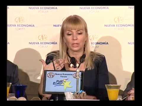 Forum Europa with Elżbieta Bieńkowska