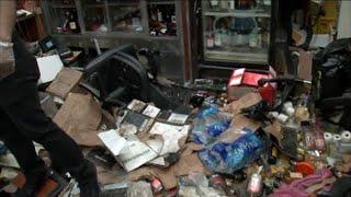 Looting leaves Bronx neighborhood looking like tornado hit
