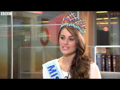 Miss World 2014  How my African heritage helped me win