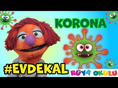 Five Little Speckled Frogs - Beş Benekli Kurbağa - Türkçe Çocuk Şarkısı - RÜYA OKULU