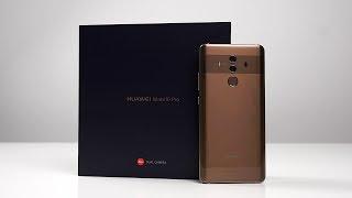 Unboxing: Huawei Mate 10 Pro (Deutsch) | SwagTab