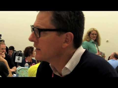 ComicCon 2010 : Dexter  John Goldwyn
