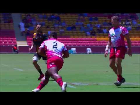 Tongan Thor v Liam Messam