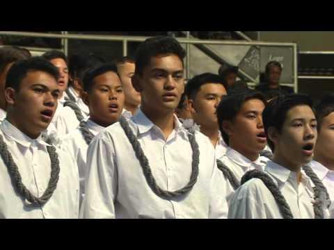 Kamehameha Song Contest 2016 - Freshman Coed
