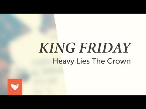 King Friday - Heavy Lies The Crown (Full Album)