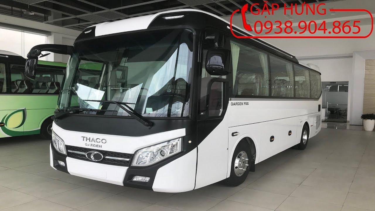 Xe khách 29 chỗ Thaco Trường Hải TB79S-W170 – Liên hệ 0938904865