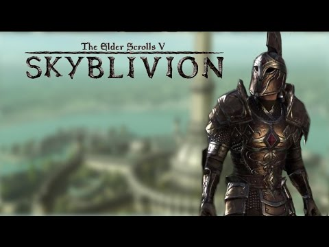 skyblivion the amazing looking
