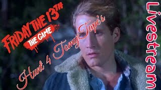 Friday the 13th: *Hunt 4 Tomytape's* (Interactive Streamer)