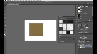 Installing the Subtle Patterns Photoshop Plugin